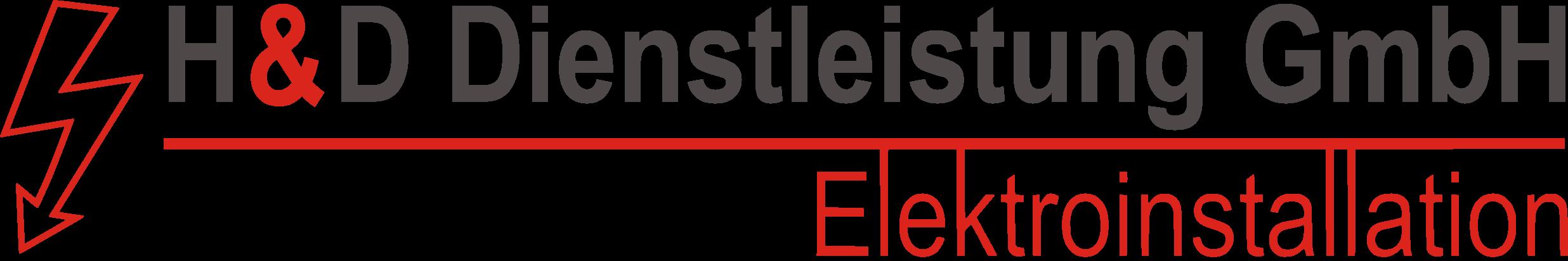 H&D Dienstleistungen GmbH | Abteilung Elektroinstallation
